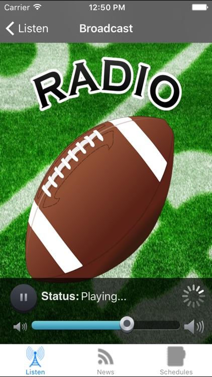 Detroit Football - Radio, Scores & Schedule