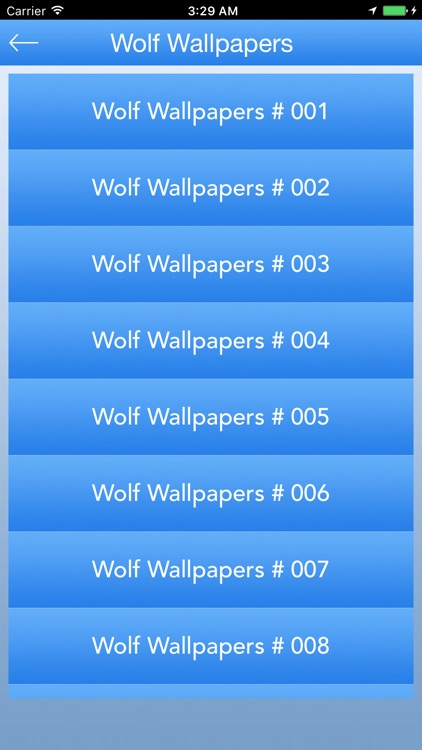 Amazing Wolf Wallpapers screenshot-3