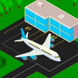 Flight Control Simulation - airport manager sim