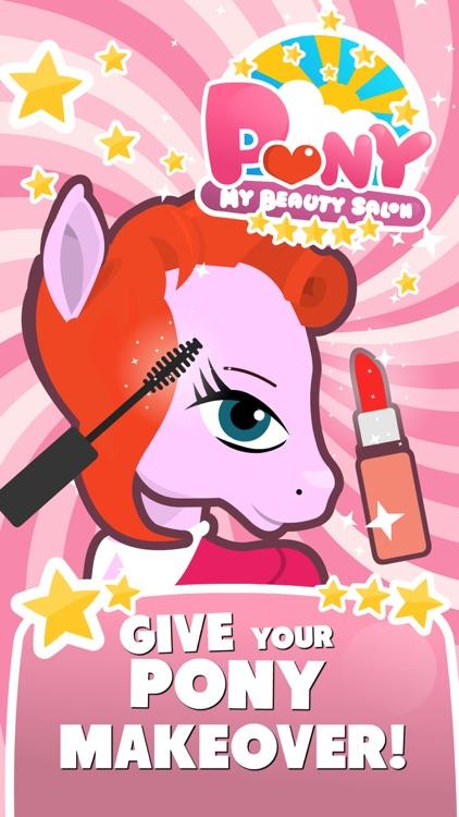 Talking Pony: Little Beauty salon