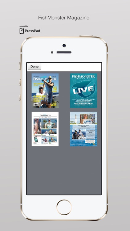 FishMonster Magazine: fishing, diving and boating lifestyle screenshot-4