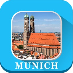 Munich Germany - Offline Maps navigator