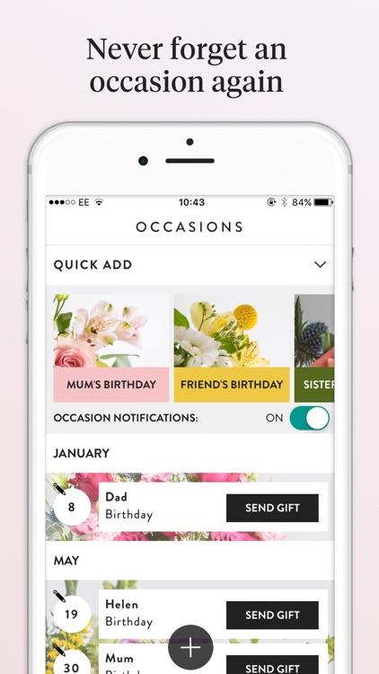 Bloom & Wild Flowers - Flower Delivery & Gifts App screenshot-4