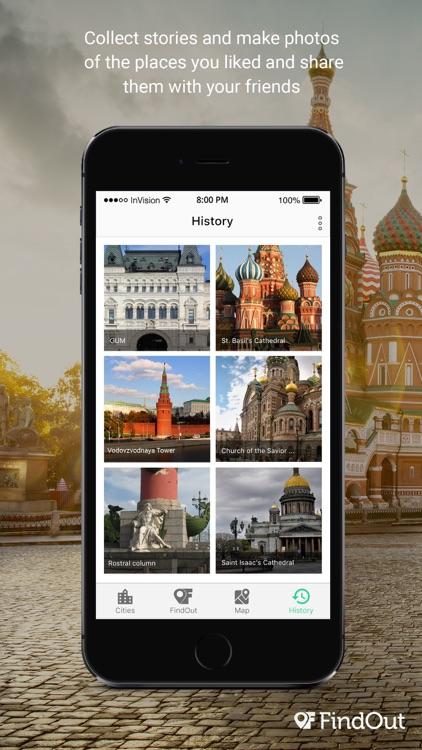 World travel guide - FindOut screenshot-4