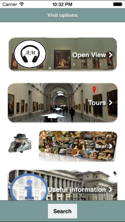 El Prado Audio Museums screenshot-3