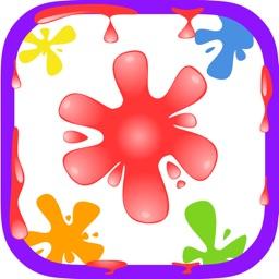 Bubble Paint Pop Party - Fun Kids Art App