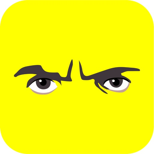 Yellow Face - Funny Camera Effects Filters Snow