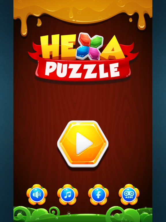 Ipad Screen Shot Hexa Puzzle Fun And Easy 0