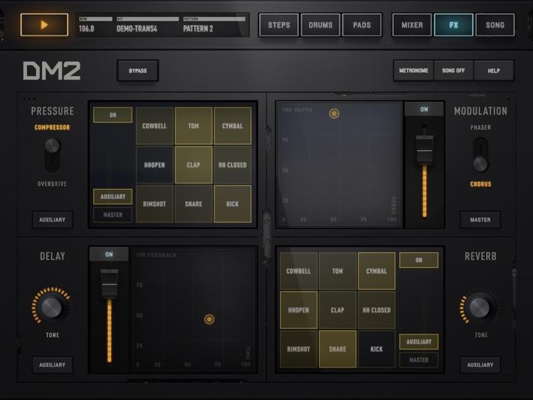 DM2 - The Drum Machine