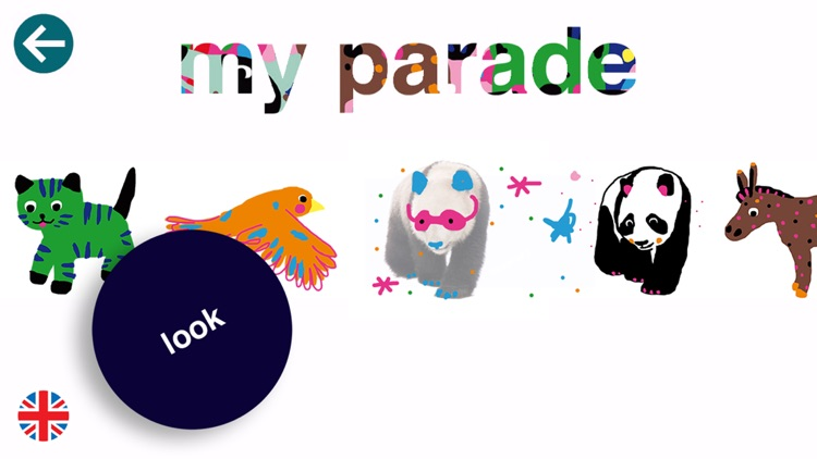 PARADE my picture dictionary of animals screenshot-4