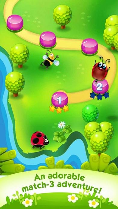 Yummy Fruits Match3 screenshot two