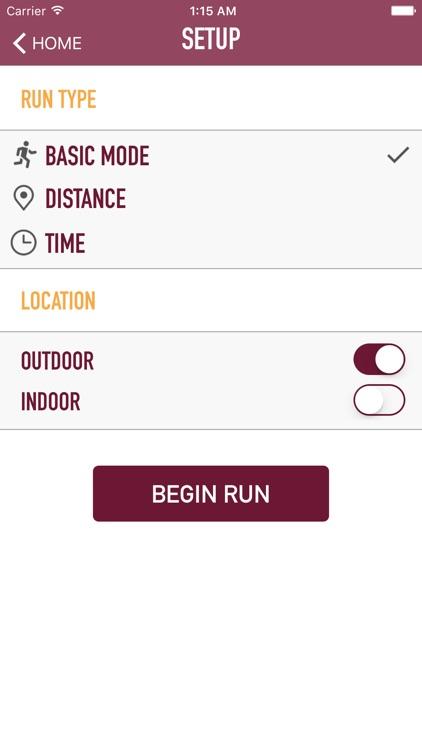 Run Tracker - GPS Running & Workout Tracker screenshot-3