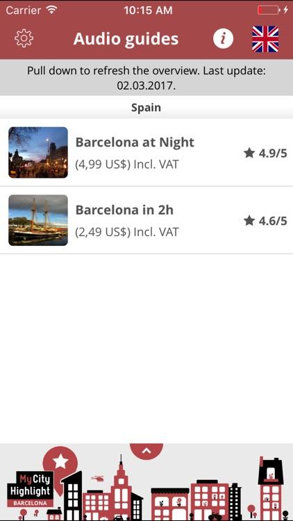 Barcelona Travel Guide (Audio Guide)