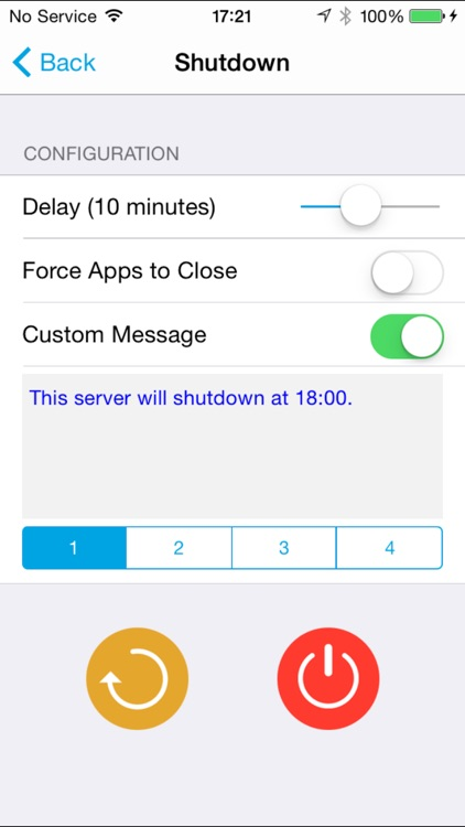 ServerControl by Stratospherix screenshot-3