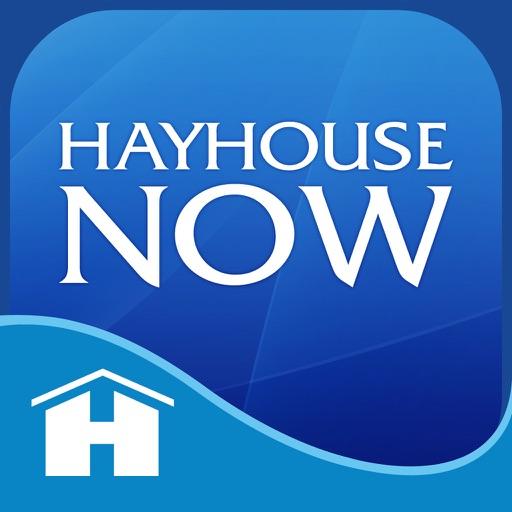 Hay House NOW app logo