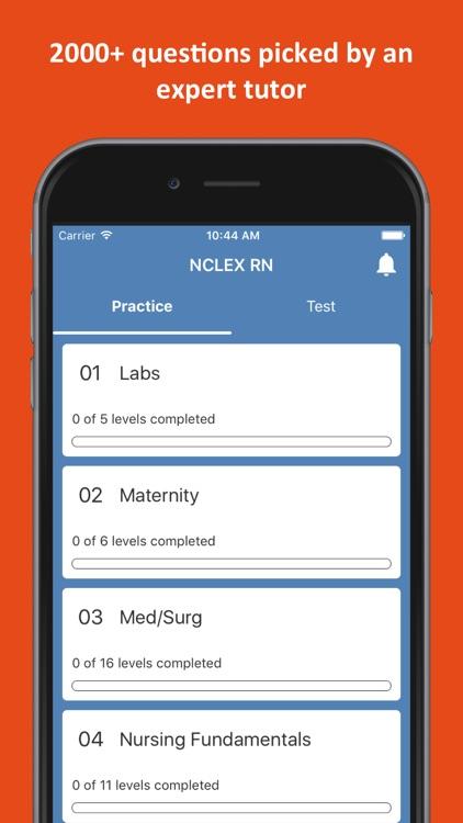 NCLEX RN Practice Test