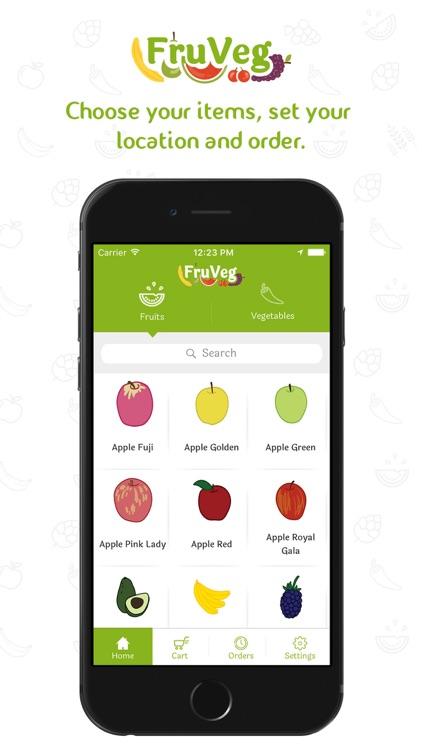 Fruveg by Green Health Foodstuff Trading LLC