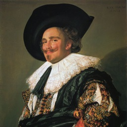 Frans Hals Artworks Stickers