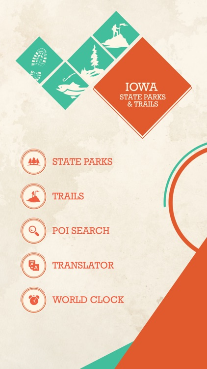 Iowa State Parks & Trails