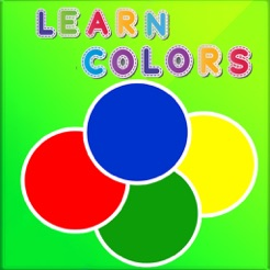 Learning colors for kids - Fun color learn on the App Store