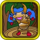 昆虫ぬりえ:Coloring Book for iPhone icon