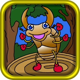 Insect Coloring ~Bugs in Wonderland~ for iPhone