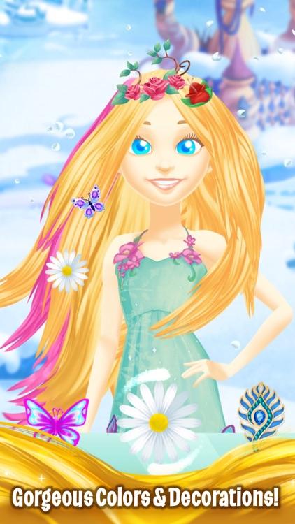 Barbie Dreamtopia - Magical Hair screenshot-0
