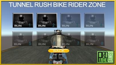Tunnel Rush Motor Bike Rider Wrong Way Dander Zone by Usman