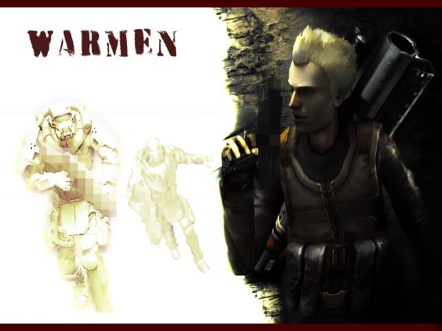 WarMen Screenshot