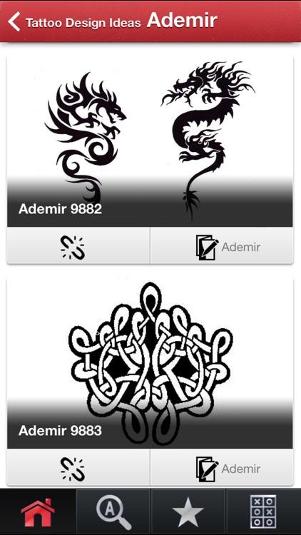 Tattoo Design Ideas screenshot-3