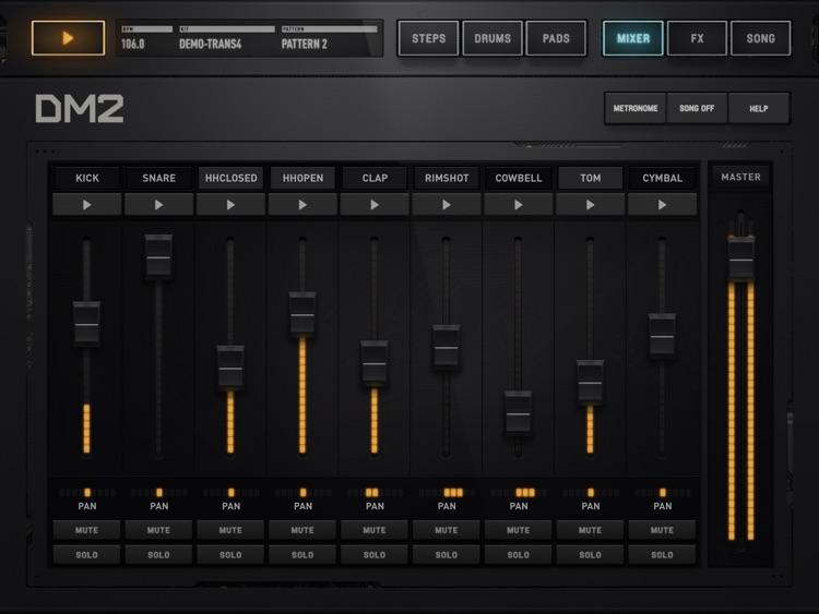 DM2 - The Drum Machine screenshot-3