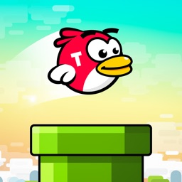 Flappy Bird: Telfie Birds