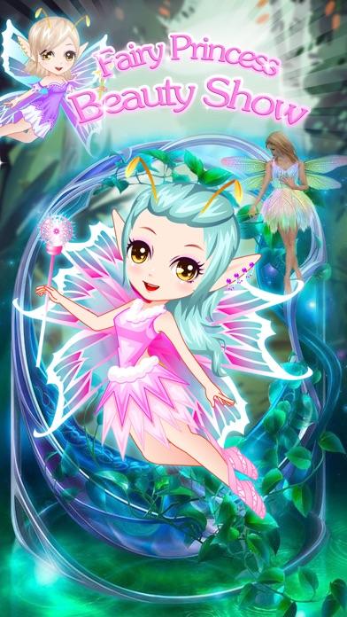 Fantasy Elf Princess- fun makeover games for kids