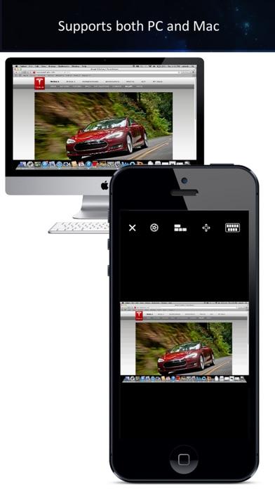 iTeleport リモートデスクトップのスクリーンショット2
