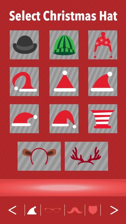 Merry Christmas Cards Maker screenshot-4