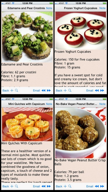 100 Low Calories Diet Snack Recipes