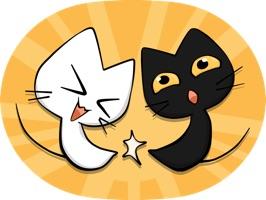 Meet Hiro & Shino, two cutiest Cat from Think Studio, Vietnam
