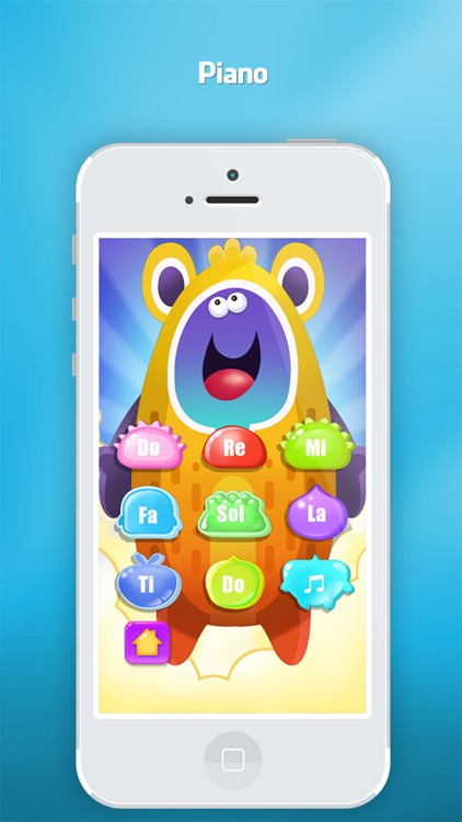 phone for baby toddler preschool kids games screenshot-1