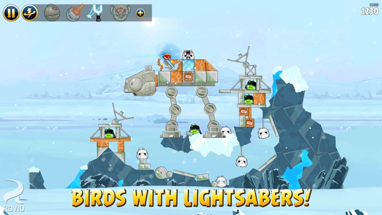 Angry Birds Star Wars screenshot-1