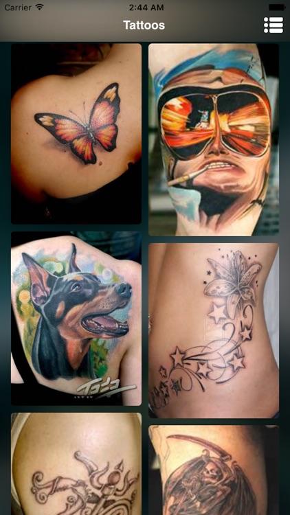 10000+ Tattoo designs ideas Free! screenshot-3