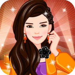 Hair Salon Dressup