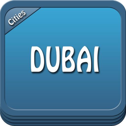 Dubai City Map Guide