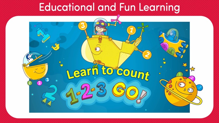 Educational preschool learning games for kids FREE screenshot-2