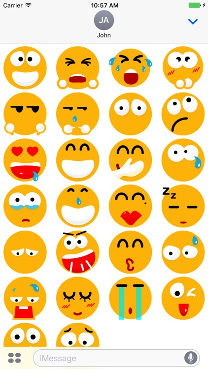EmojiXL 2 Stickers