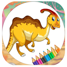 Activities of Game For Kids Dinosaur Coloring Book