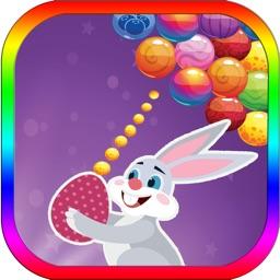 Bubble Shooter Bunny Shoot Adventures Game