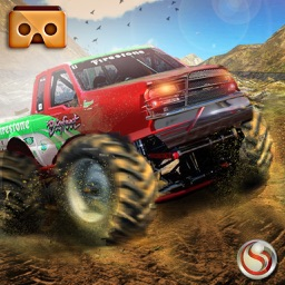 VR OffRoad Hill Driving 2017