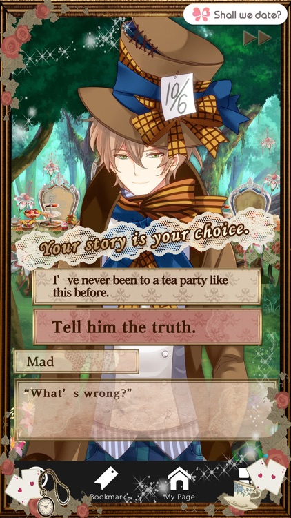 Shall we date?: Guilty Alice screenshot-3