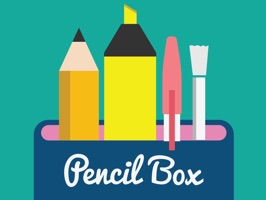 PencilBox: schoolhouse stickers & doodles