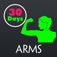 30 Day Toned Arms Fitness Challenges